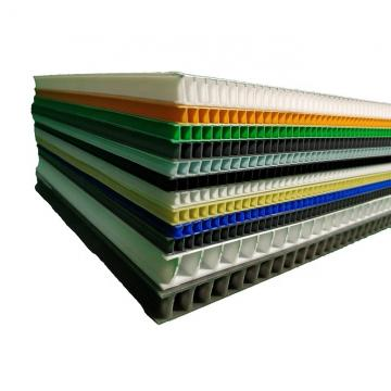 Eco-Friendly PP Corrugated Plastic Sheet PP Anti-Static Plastic Board Plastic Hollow Board