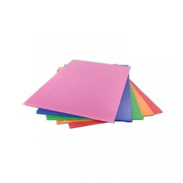 Customize Polypropylene Hollow Sheet Wantong Board Anti-Static Eco-Friendly Durable Corrugated Sheet PP Hollow Board