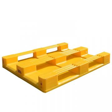 Heavy Duty Medicine Plastic Pallets For Pharmaceuticals Industry