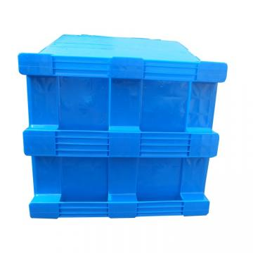 Pharmaceuticals Industry Used Virgin HDPE 4 Way Racking Plastic Pallet