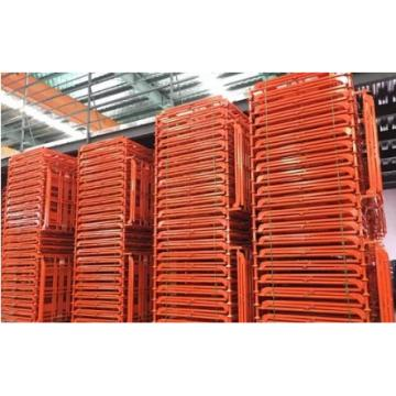 Textile storage Modular post pallet for cold storage