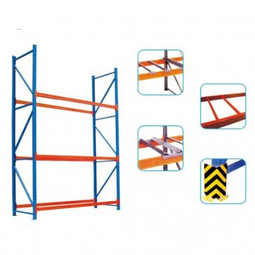 Two ways entry Textile products single-deck pallet
