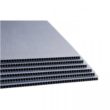 Blue Black Hollow Outdoor Wood Plastic Composite Decking Board