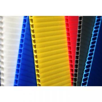 Factory 2-12mm Custom White/Yellow/Blue/Black Corflute PP Hollow Board/Corrugated Plastic Sheet