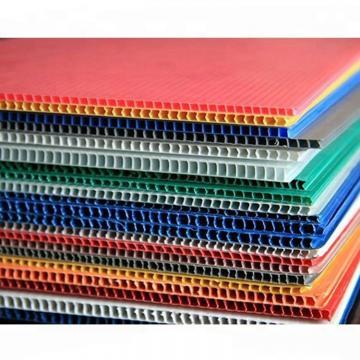 2mm 3mm 4mm 5mm 6mm Plastic Correx Sheets Correx Board PP Hollow Sheet