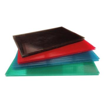 Package Polyphenylene PP Correx/Conflute Corrugated Plastic PP Hollow Sheet PP Sheet