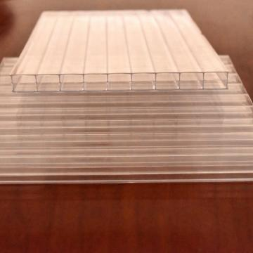 Grade a 4mm/5mm/6mm/8mm/10mm Twin Wall Polycarbonate Hollow Sheet