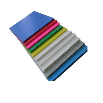 Polycarbonate Hollow Two-Wall Sheet PC Sheet 8mm Greenhouse Sheet