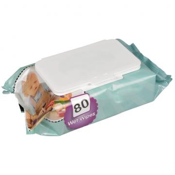 Multifunctional 75% Alcohol-Based Portable Sterilized Wipes Disposable Ethanol Chlorinated Sterilized Alchohol Wet Wipes Disinfectant Wipe