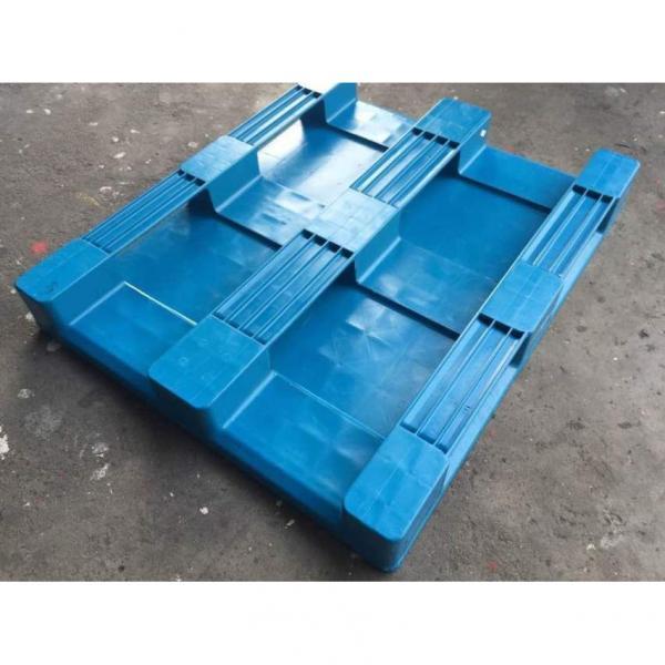 "48""X40"" Pharmaceutical Industry heavy duty flat racking plastic pallet #2 image"