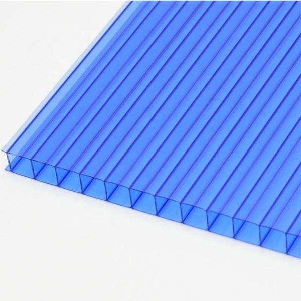 new building material 4mmTwin Wall Polycarbonate Sheet #2 image