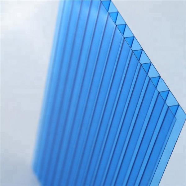 new building material 4mmTwin Wall Polycarbonate Sheet #3 image