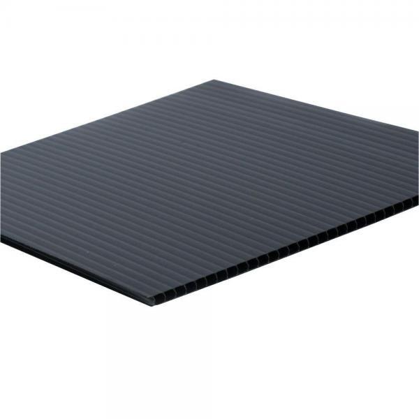 China manufacture PE clear colored profile clear plastic board #3 image