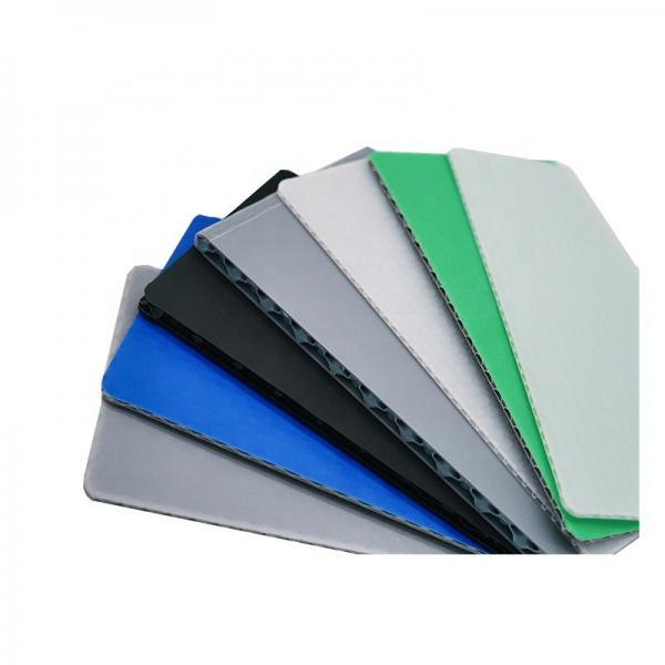 Transparent Polycarbonate Hollow PC Plastic Roof Sheet #2 image