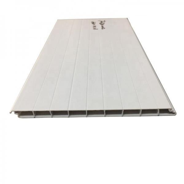 China manufacture PE clear colored profile clear plastic board #2 image