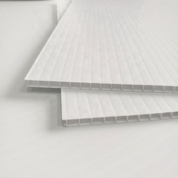 High Quality Folding Polypropylene Hollow Storage/ PP Corrugated Sheet #1 image