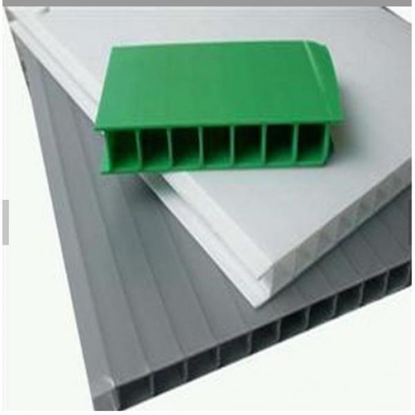 Good Quality Flush PVC Door Panel Price (SC-P075) #2 image