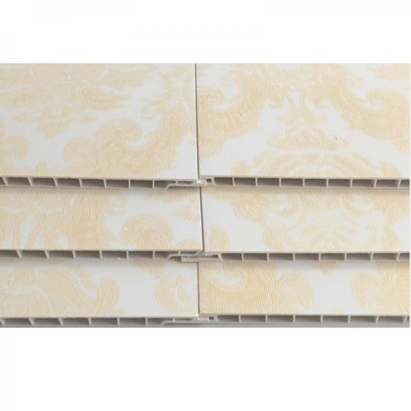 PVC Integrated Wall Panel Ceiling Manufacturers Customized Interior Decorative #1 image