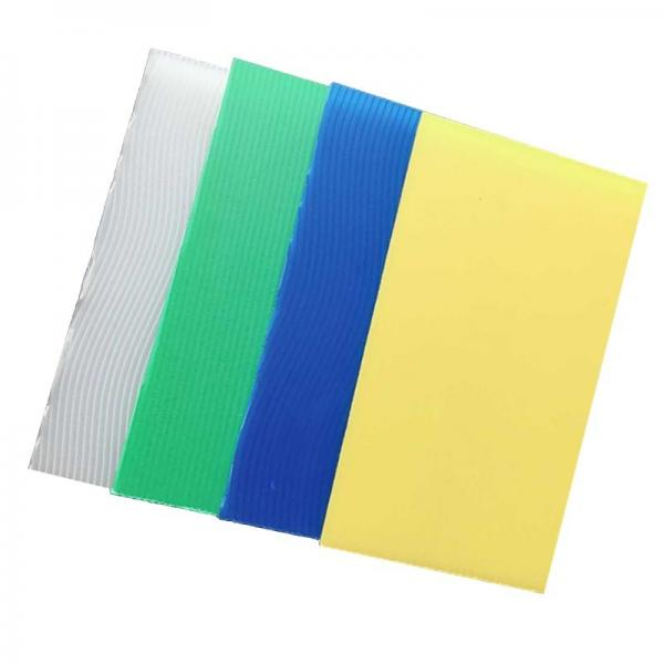 Quanfu Polycarbonate Hollow Sheet Two-Wall PC Sheet for Greenhouse #1 image