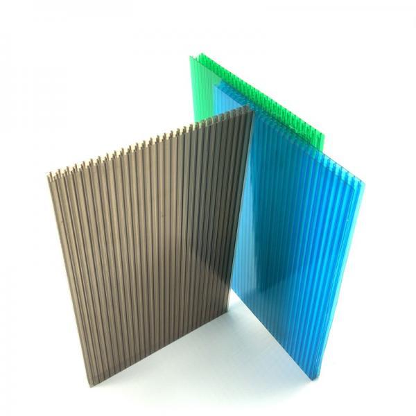 High Density Polyethylene Dimpled Drain Sheet for Foundation #1 image