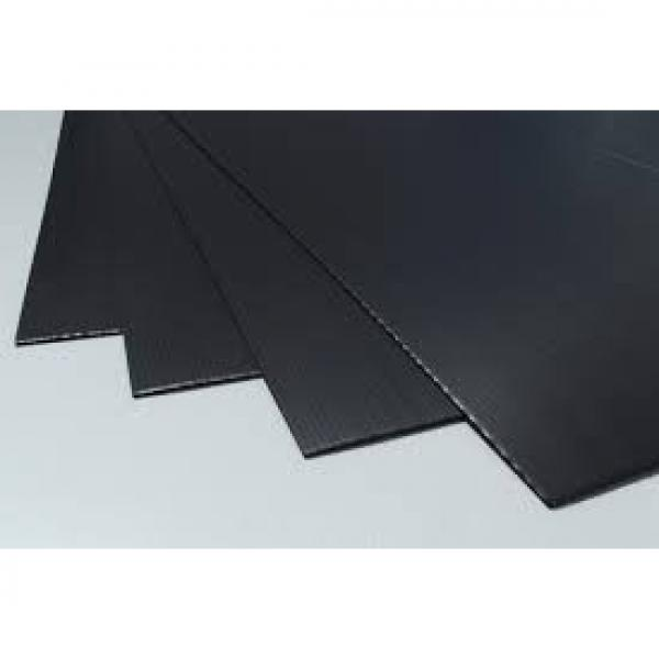 India Popular Insulated Twinwall Hollow Style UPVC Roof Sheet #1 image